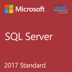 Microsoft SQL Server 2017 Standard - Open Gov