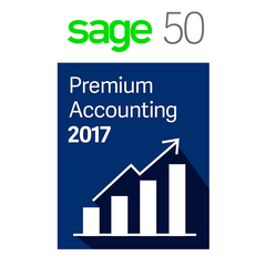 Sage 50 Premium Accounting 2017 3-Users
