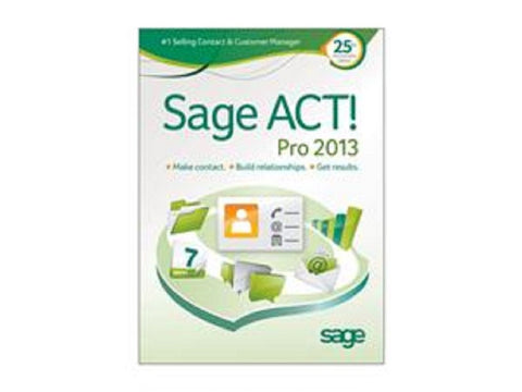Sage ACT! Premium 2013 - Digital Volume license - MyChoiceSoftware.com