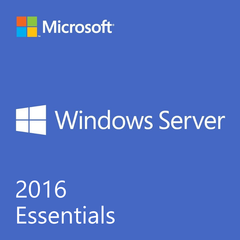 Windows Server 2016 Essentials OEI DVD - 1-2 CPU