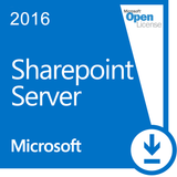 Microsoft SharePoint Server 2016 Standard - Open License