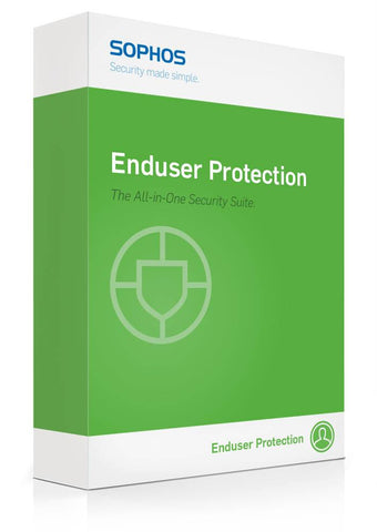 Sophos Cloud Enduser Protection 1 Year Subscription Per User (1-9 Users)