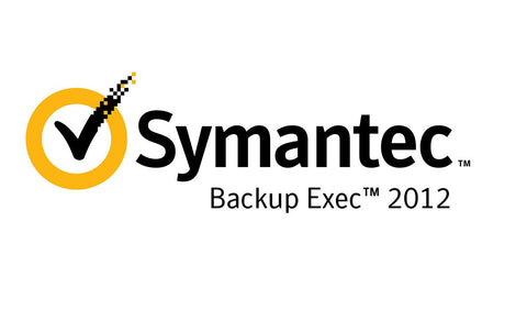 Symantec Backup Exec 2012 Small Business Edition and Essential Support.