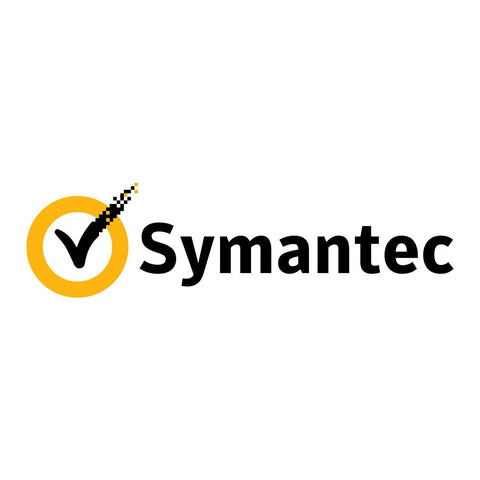 Symantec Enterprise Software Orange Folder
