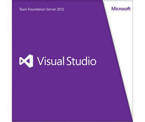 Microsoft Visual Studio 2012 Team Foundation Server - External Connector License - Unlimited External User - MyChoiceSoftware.com