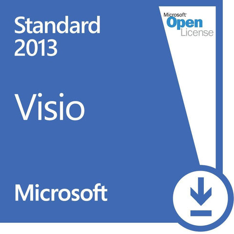 Visio Standard 2013 cheap license