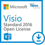 Microsoft Visio Standard 2016 Open Business License