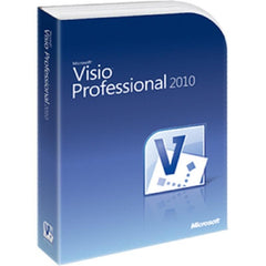 Microsoft Visio 2010 Professional - Academic License - MyChoiceSoftware.com