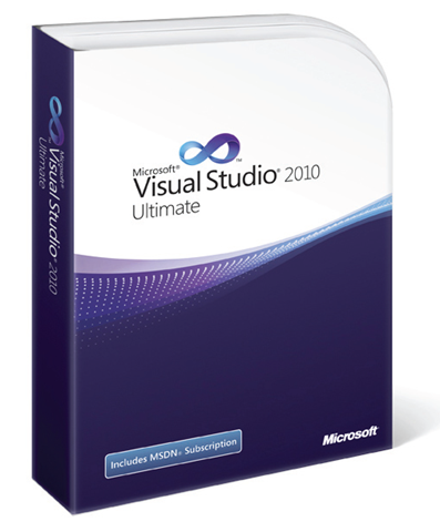 Microsoft Visual Studio 2010 Ultimate with MSDN Subscription Retail Box - MyChoiceSoftware.com