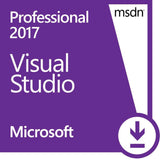 Microsoft Visual Studio Professional 2017 and MSDN