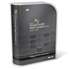 Microsoft Visual Studio Team System 2008 Retail Box - MyChoiceSoftware.com