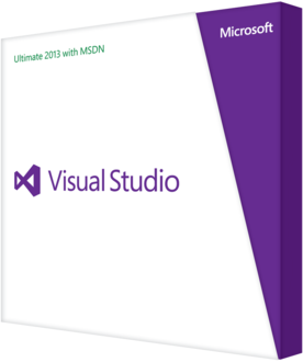 Microsoft Visual Studio Ultimate 2013 With Msdn Retail Box
