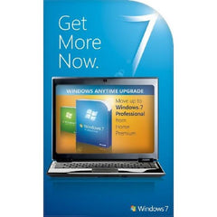 Microsoft Windows 7 Anytime Upgrade - Home Premium to Professional - MyChoiceSoftware.com