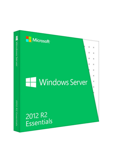 Microsoft Windows Server 2012 R2 Essentials 64-bit OEI