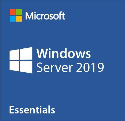 Microsoft Windows Server 2019 Essentials Retail Box for GSA #1