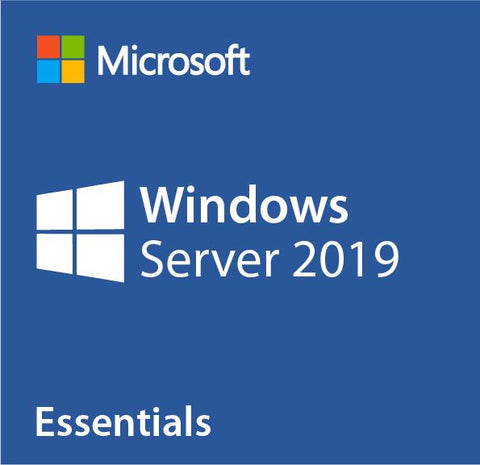 Microsoft Windows Server 2019 Essentials - Instant License