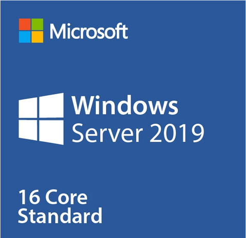 Windows Server 2019 Retail Box w/ 5 User CALs