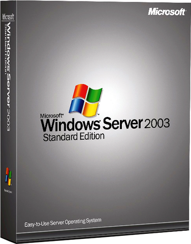 Microsoft Windows Server 2003 Standard [R18-00907] - MyChoiceSoftware.com