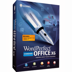 Corel WordPerfect X6 Standard License - MyChoiceSoftware.com
