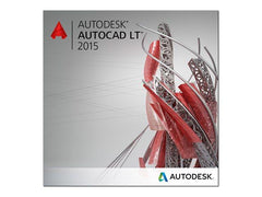 AutoCAD LT 2015 - PC - New License - DVD-ROM - Autodesk G2 - MyChoiceSoftware.com
