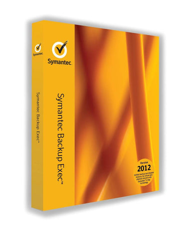 Symantec Backup Exec 2012 Small Business Edition with Basic Support - MyChoiceSoftware.com