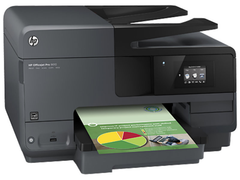 HP Officejet Pro 8610 e-All-in-One Color Ink-jet - Fax / copier / printer / scanner - English, French, Spanish / Canada, United States - MyChoiceSoftware.com