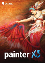 Corel Painter X3 - MyChoiceSoftware.com