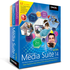 Cyberlink Media Suite Ultra 14