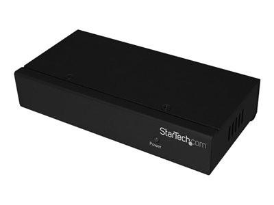 StarTech.com Triple Head DisplayPort Multi Monitor Adapter - Video splitter - desktop - AC 100/230 V - MyChoiceSoftware.com