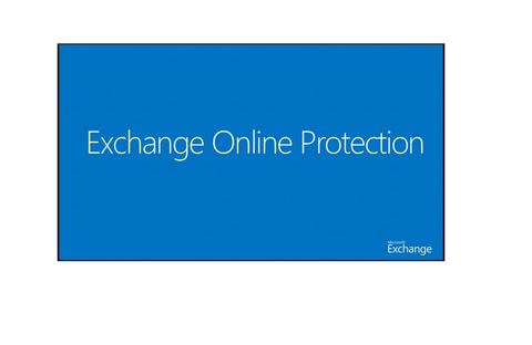Microsoft Exchange Online Protection - 1 Year Subscription - Open Gov - MyChoiceSoftware.com