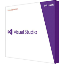 Microsoft Visual Studio Professional 2013 Open Upgrade Retail License - MyChoiceSoftware.com