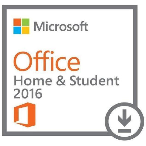 Microsoft Office 2016 Home and Student Retail Box for GSA #6