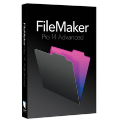 Filemaker Pro 14 Advanced License - MyChoiceSoftware.com