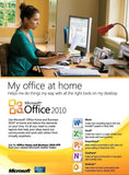 Microsoft Office Home and Business 2010 - Box Pack - 32/64 Bit - License - MyChoiceSoftware.com - 2