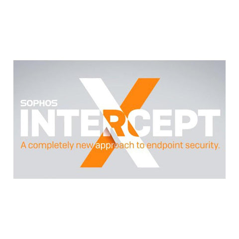 Sophos Intercept X 1 Year Per User 25-49 Users