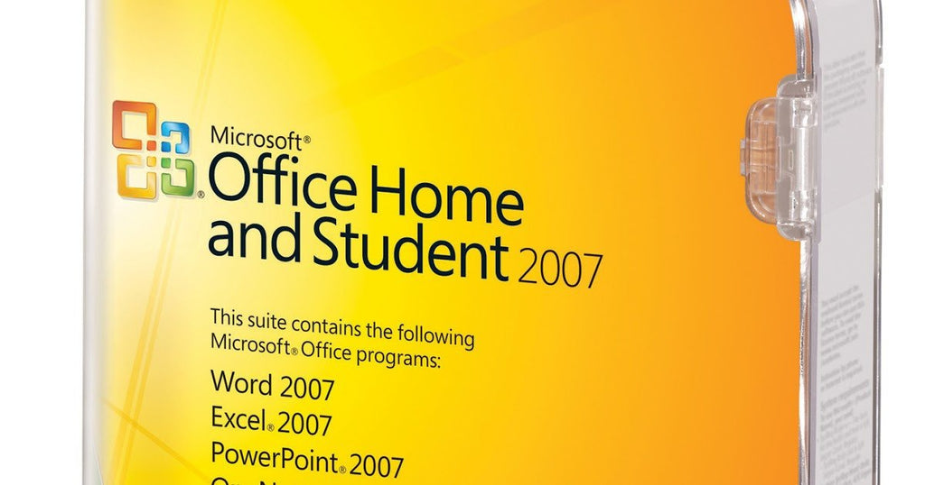 <span><b class=sec>Microsoft Office</b> <b class=sec>Home</b> <b class=sec>and</b> <b class=sec>Student</b> <b class=sec>2007</b> [Old Version]</span>