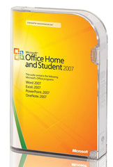 Microsoft Office Home and Student 2007 - PC - License - MyChoiceSoftware.com - 1
