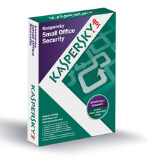 Kaspersky Small Office Security - 1 Server and 10 PCs - Retail Box - MyChoiceSoftware.com