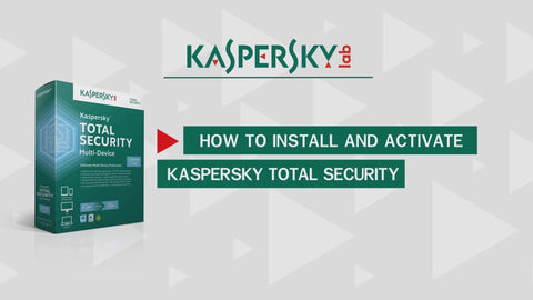 Kaspersky Total Security for Business 1 Year/3 User- Download License