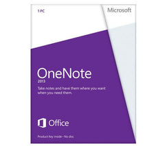 Microsoft OneNote 2013 - License - Download - 32/64 Bit