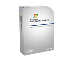 Microsoft Windows Small Business Server 2011 Premium 64-bit -1 Server, 5 CAL [2XG-00001] - MyChoiceSoftware.com