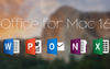 (Renewal) Microsoft Office 2016 365 for Mac - MyChoiceSoftware.com