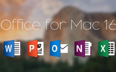 Microsoft Office 2016 365 for Mac - MyChoiceSoftware.com - 1