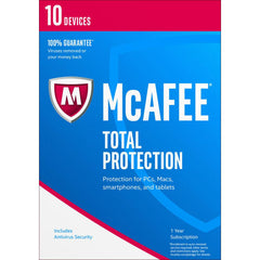 Mcafee Total Protection 2017 10 Devices
