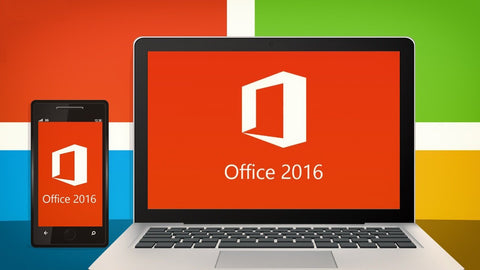 Microsoft Office 2016 Professional Plus for PC