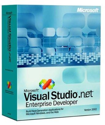 Microsoft Visual Studio Net Enterprise Architect RB 1