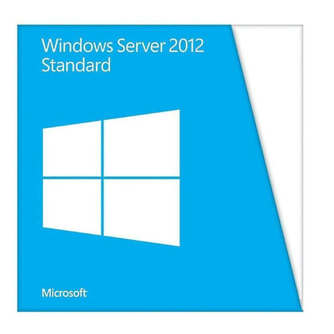 Microsoft Windows Server 2012 Standard Retail Box for GSA #3