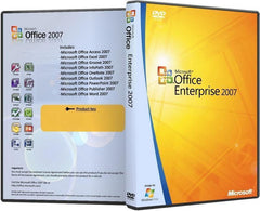 Microsoft Office Enterprise 2007 - License - MyChoiceSoftware.com