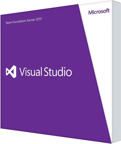 Microsoft Visual Studio Team Foundation Server 2013 Open License - MyChoiceSoftware.com