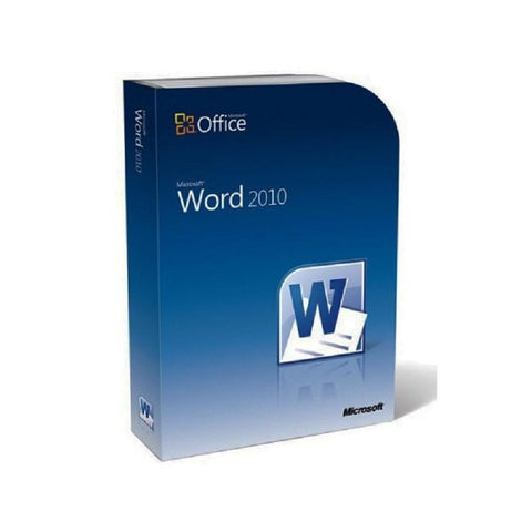 Microsoft Office Word 2010 - License - MyChoiceSoftware.com